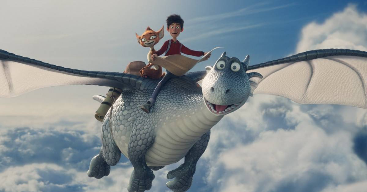 Dragon Rider - If you liked 'How to Train your Dragon' will you like this?