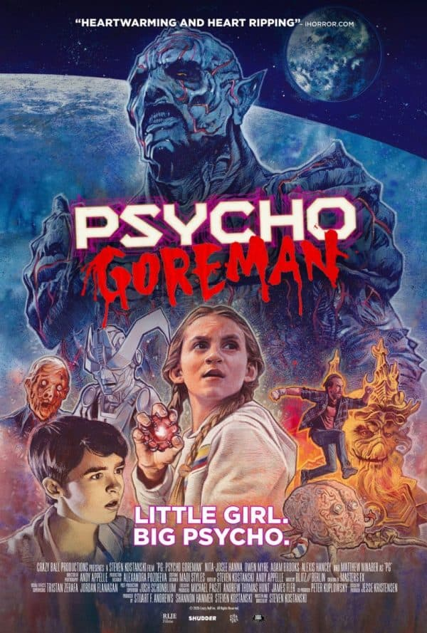 Sci-fi horror-comedy PG: Psycho Goreman gets a new poster and trailer