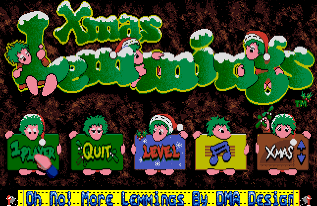 Five Wonderful Christmas Games From Back in the Day