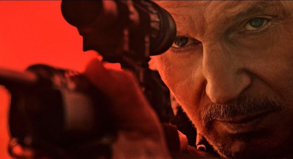 Liam Neeson 2021