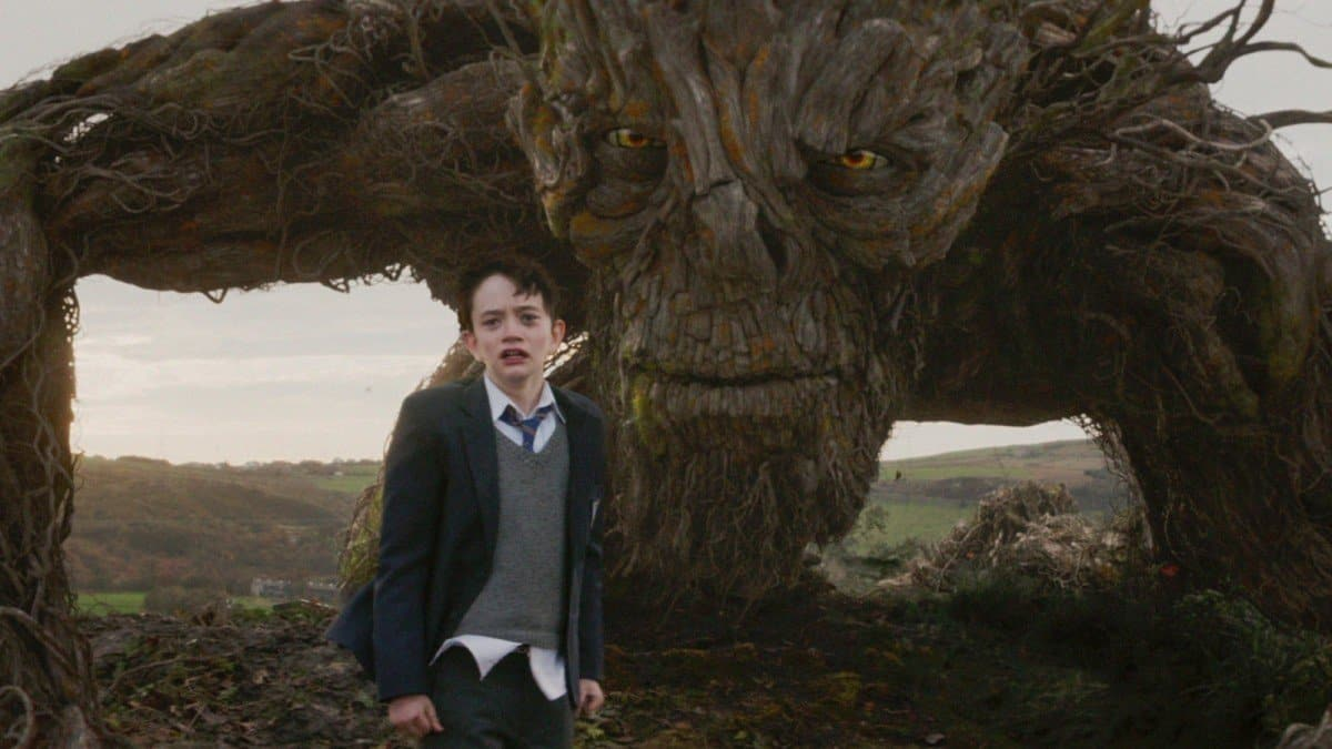 Movie Review - A Monster Calls (2016)