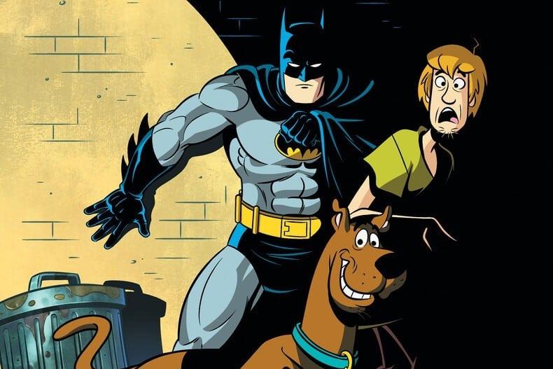 DC announces new Batman & Scooby-Doo Mysteries series