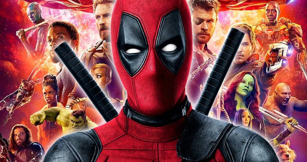 Deadpool is officially coming to the MCU!