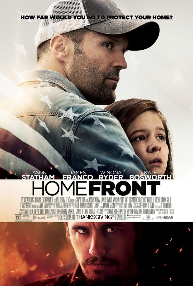 Movie Review - Homefront (2013)
