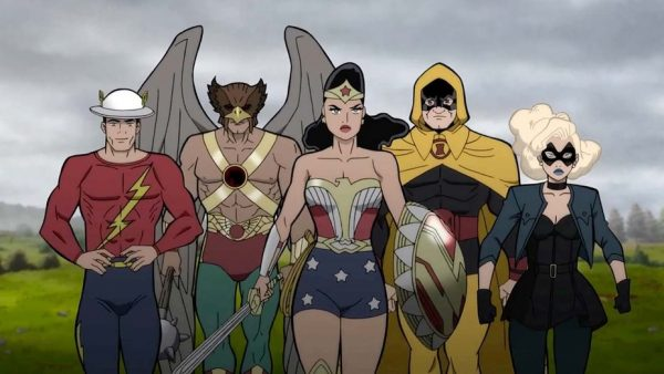 Movie Review - Justice Society: World War II (2021)