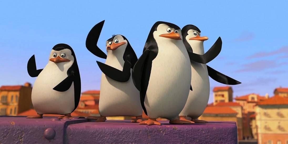 Movie Review - Penguins of Madagascar (2014)