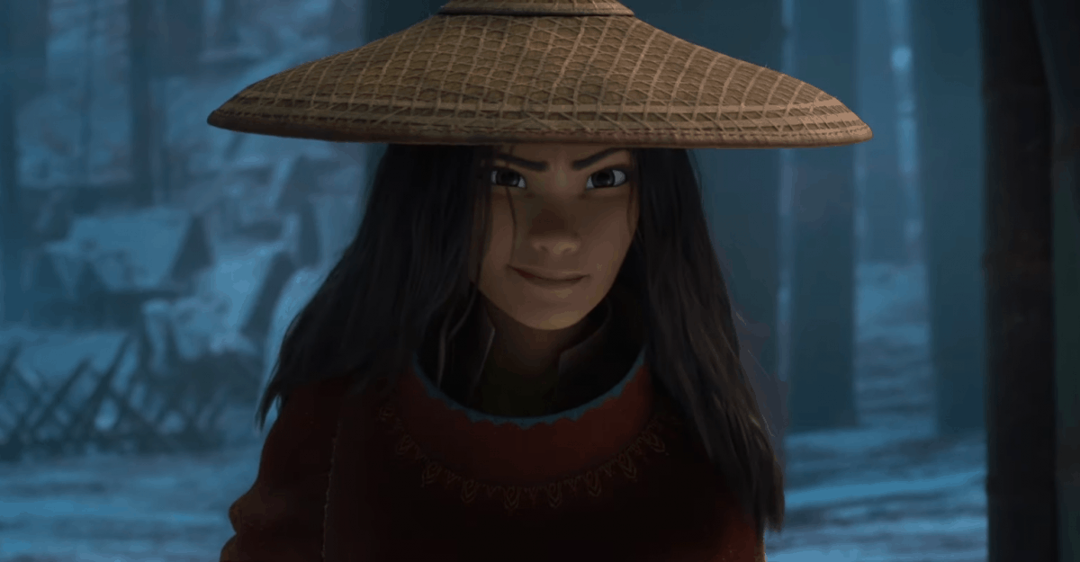Disney's Raya and the Last Dragon gets a new trailer