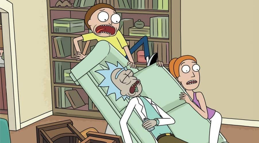 Rick and Morty: The Complete Seasons 1-4 boxset announced
