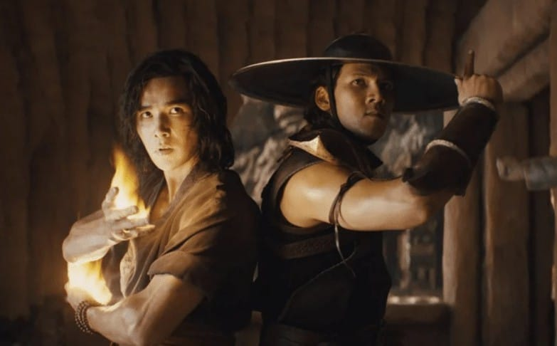 First look at the MORTAL KOMBAT movie reboot