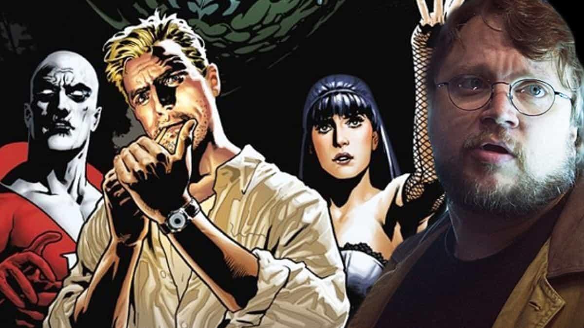 Whatever Happened To: Guillermo del Toro's Justice League Dark