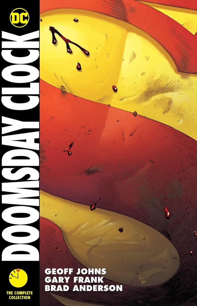 Comic Book Review - Doomsday Clock: The Complete Collection