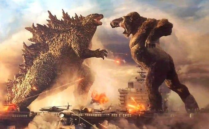 UPDATE: Godzilla vs. Kong teaser roars online