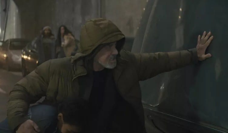 First look at Sylvester Stallone superhero thriller Samaritan
