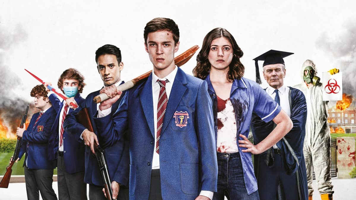 Movie Review - School's Out Forever (2021)
