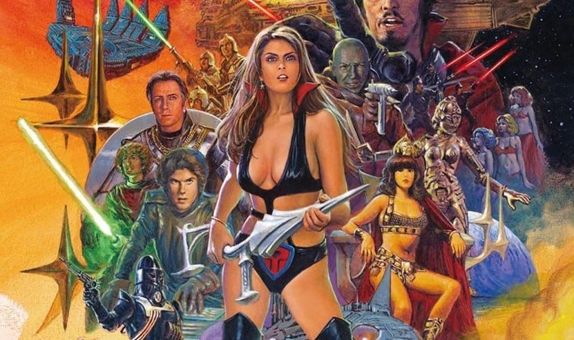 Hilarious Star Wars Rip-Off Movies That Actually Exist