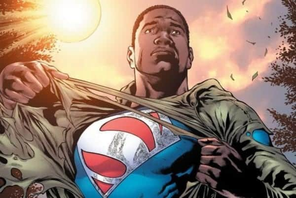 Superman rebooted by J.J. Abrams and Black Panther writer