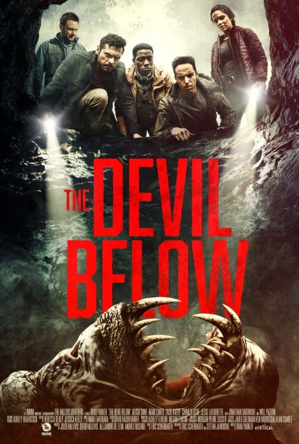Movie Review - The Devil Below (2021)