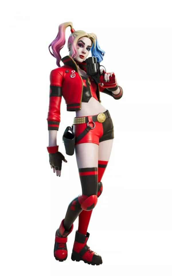 Harley_Quinn_Rebirth_Costume_Batman_Fornite_Zero_Point_Issue_1-600x958