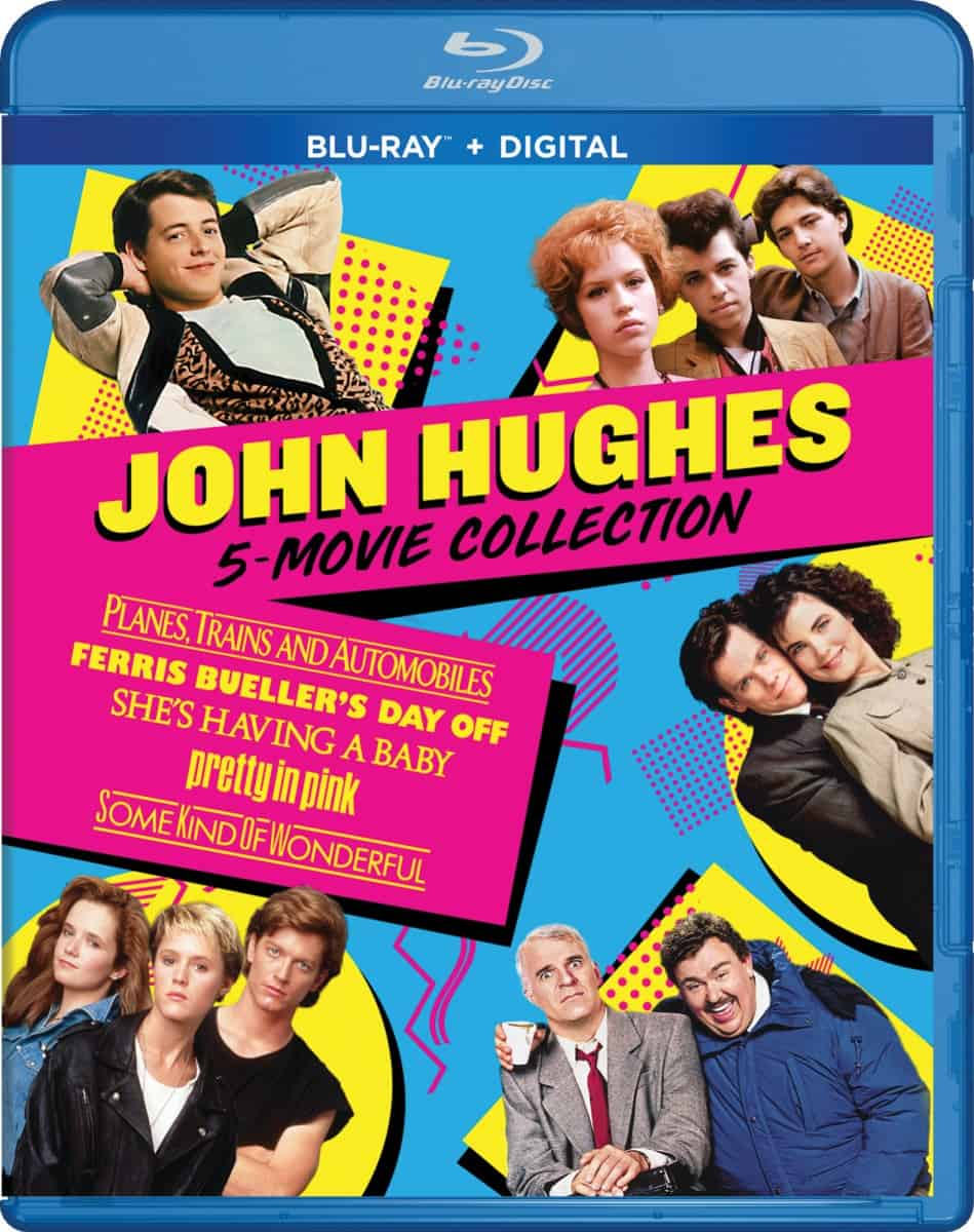 Blu-ray Review – John Hughes 5-Movie Collection