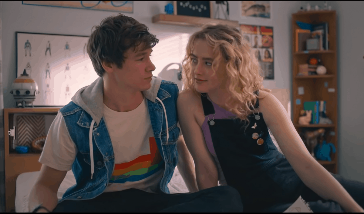 Movie Review - The Map of Tiny Perfect Things (2021)