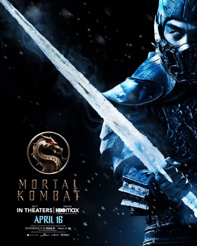 Mortal Kombat character posters showcase the roster of the ...