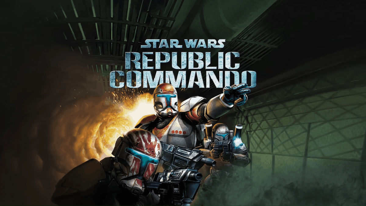 Star Wars: Republic Commando coming to Nintendo Switch and PS4