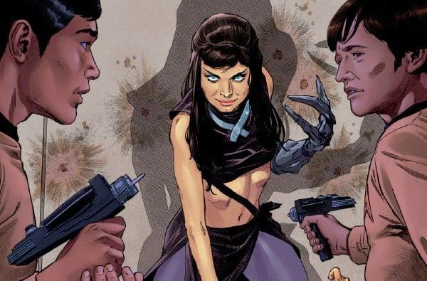 Comic Book Preview - Star Trek: Year Five #19