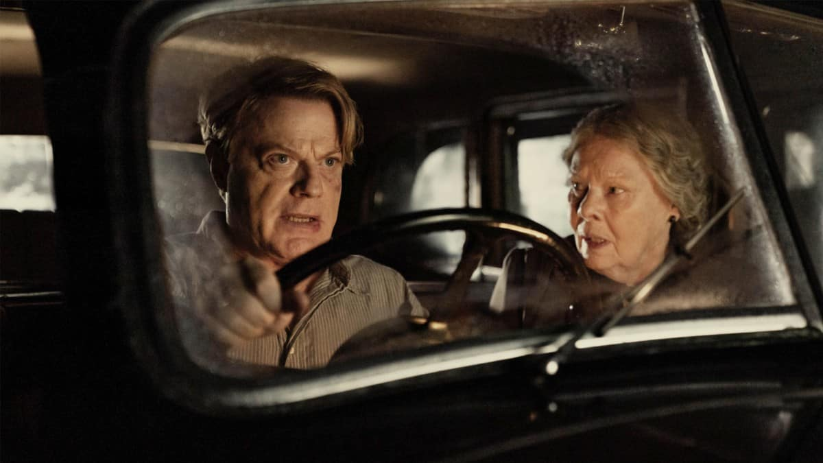 First trailer for Six Minutes to Midnight starring Eddie Izzard, Judi Dench and Jim Broadbent