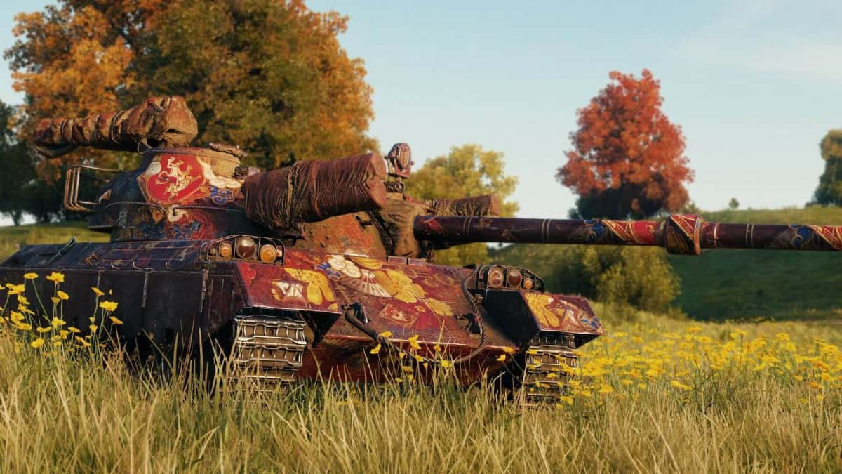 World of Tanks Blitz and World of Tanks PC celebrate the Lunar New Year