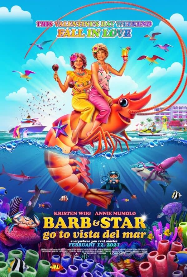 Barb and Star Go To Vista Del Mar Poster