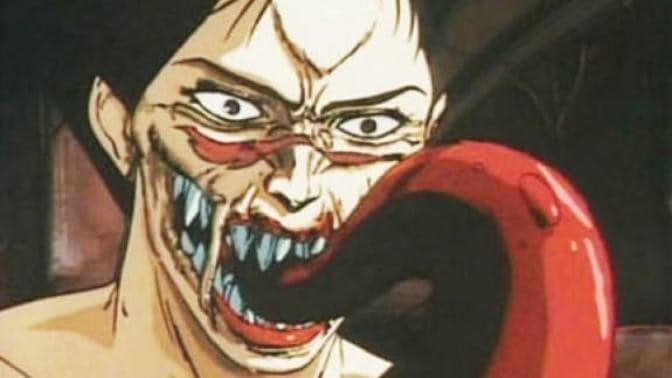 Brutal R-Rated Anime From the 80s and 90s