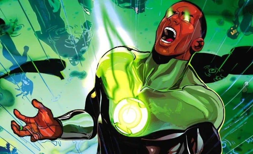 Warner Bros. blocked Zack Snyder from using John Stewart's Green Lantern in Justice League