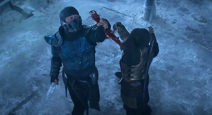 """Mortal Kombat director says he aimed to push the R-rating as far as he could without it becoming """"unreleasable"""""""