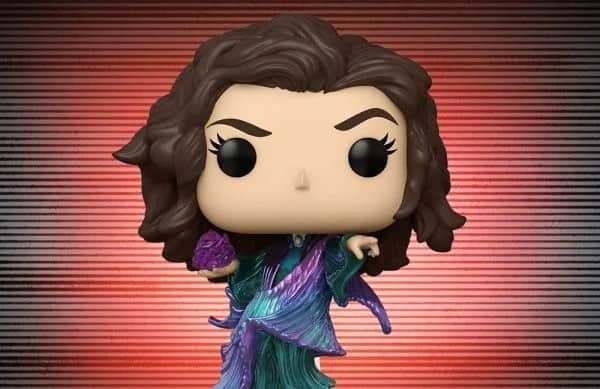 WandaVision's Agatha Harkness and White Vision Funko Pop!s revealed