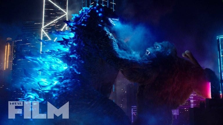 Stunning new images from Godzilla vs. Kong's skyscraper scrap