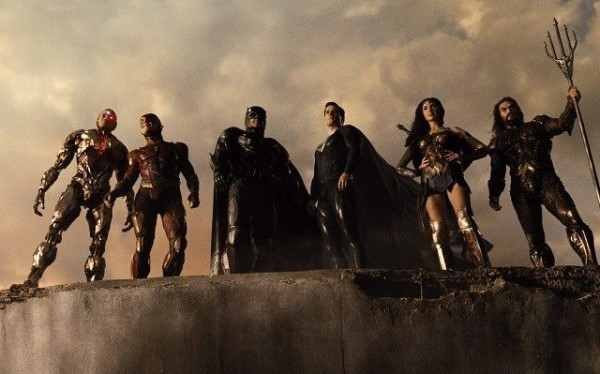Video Review - Zack Snyder's Justice League is the first epic of the streaming era