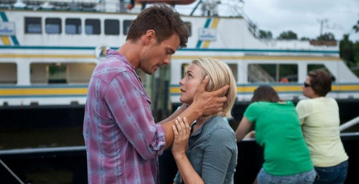 Movie Review - Safe Haven (2013)