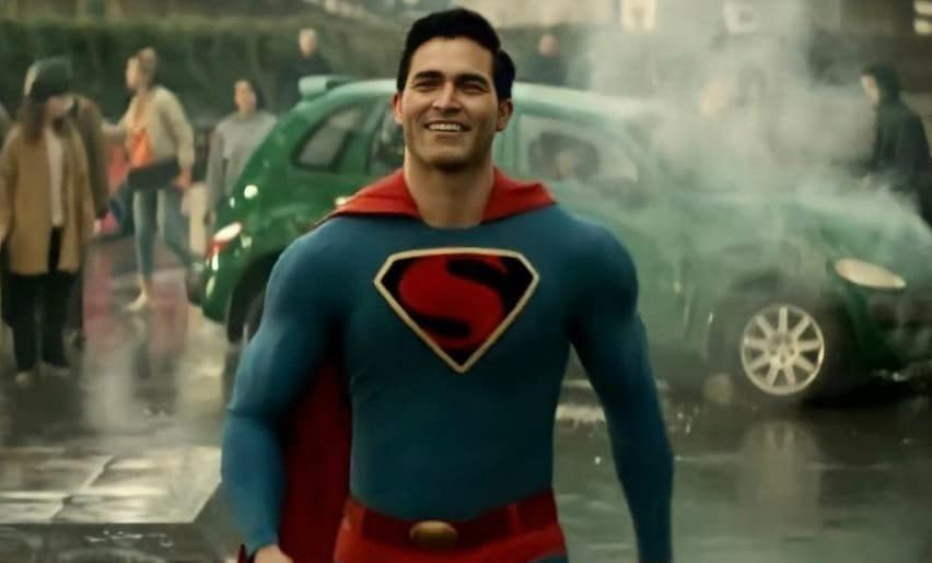 The CW renews Superman & Lois for a second season following ratings success