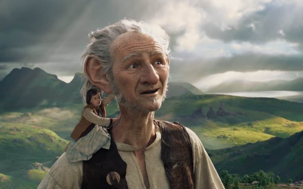 Movie Review - The BFG (2016)