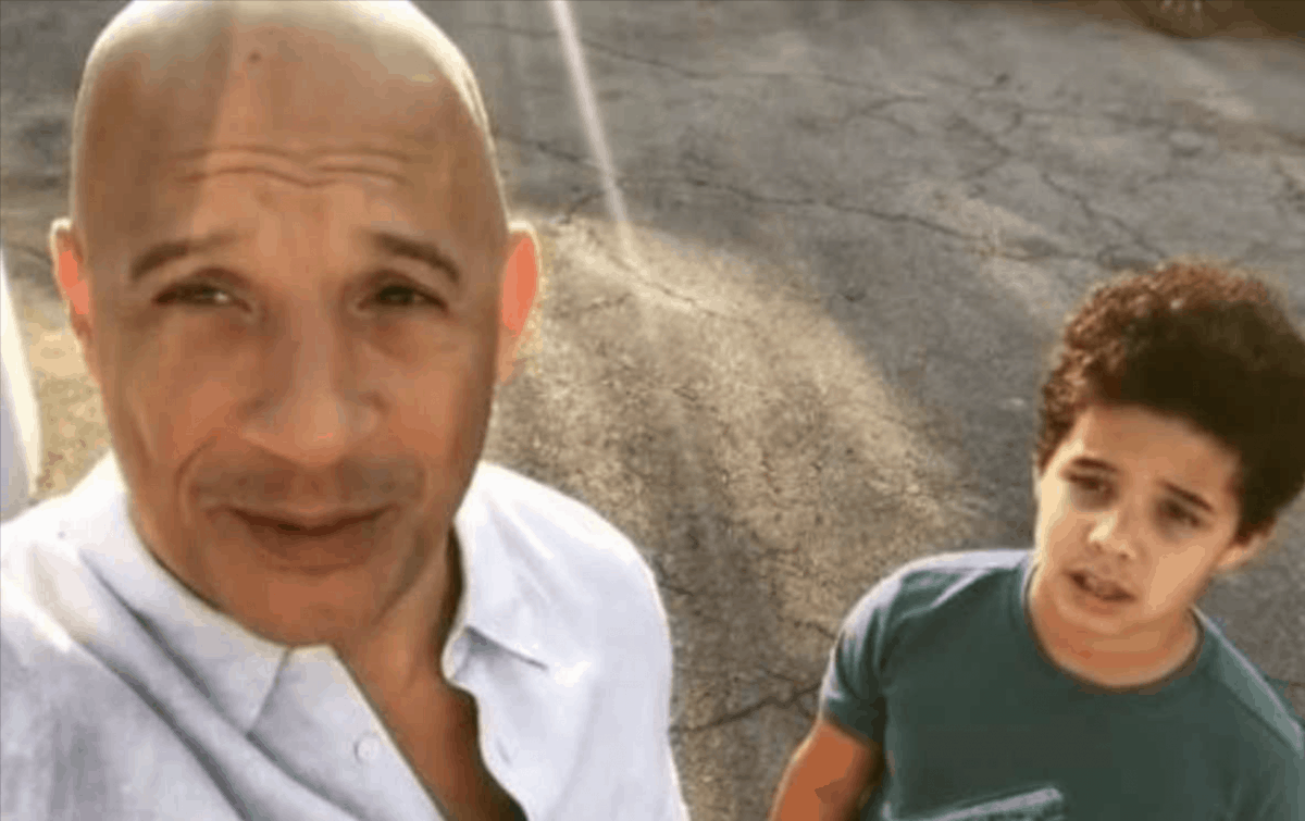Vin Diesel's son will play a young Dominic Toretto in the Fast and the Furious universe with F9 cameo