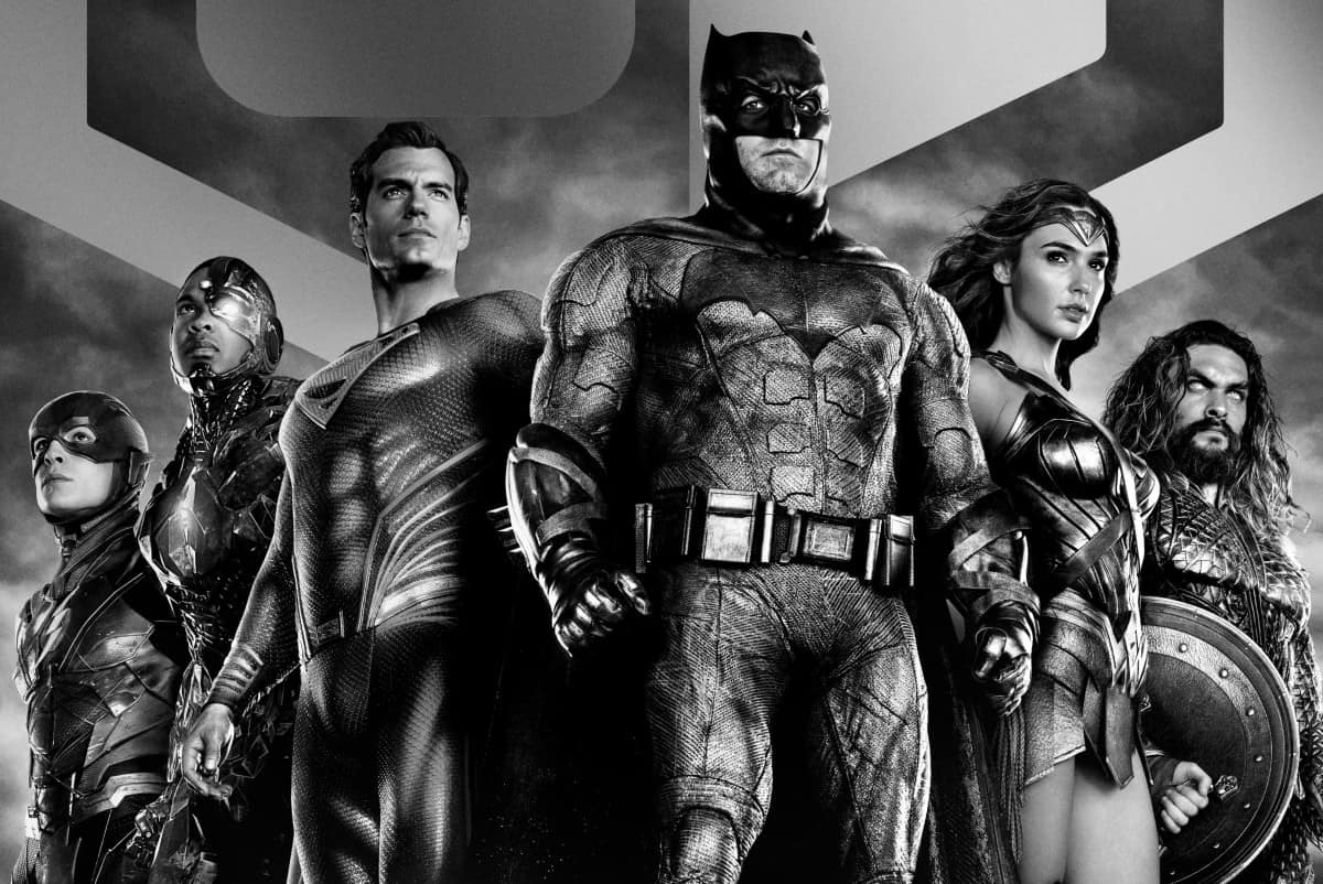 Movie Review - Zack Snyder's Justice League (2021)