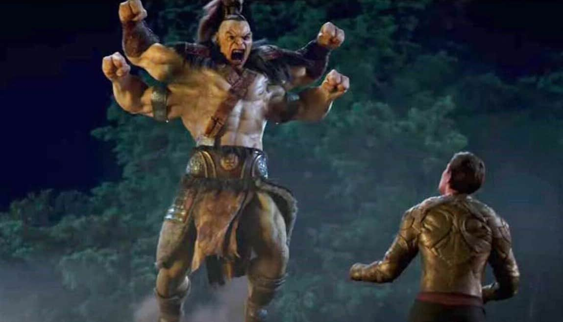 """Mortal Kombat producer says the goal is to """"make the most badass fighting movie that's ever been shot"""""""