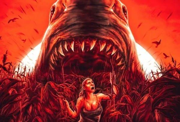 Sharks of the Corn 2021 مترجم