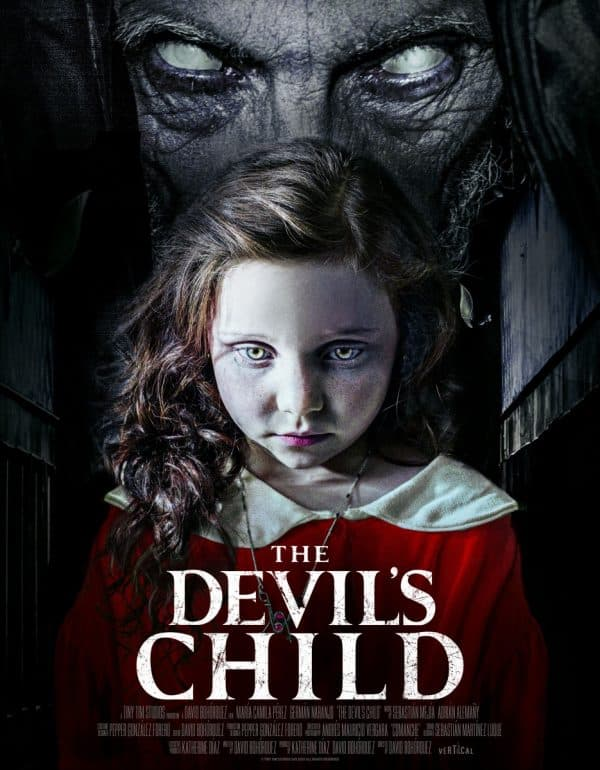 Horror film The Devil's Child gets a trailer, poster and images