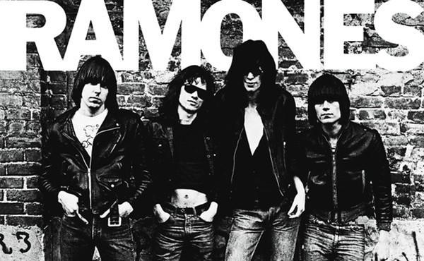 Ramones-album-cover