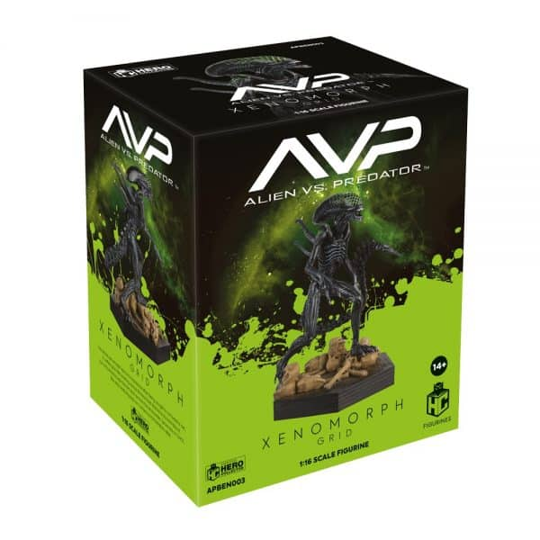 APBEN003_GridXenomorph-AvP_3DBox-MockUP_RiGHT-600x600