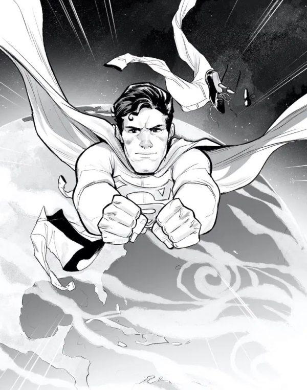SMvsLOBO-Superman-by-Mirka-Andol-600x763